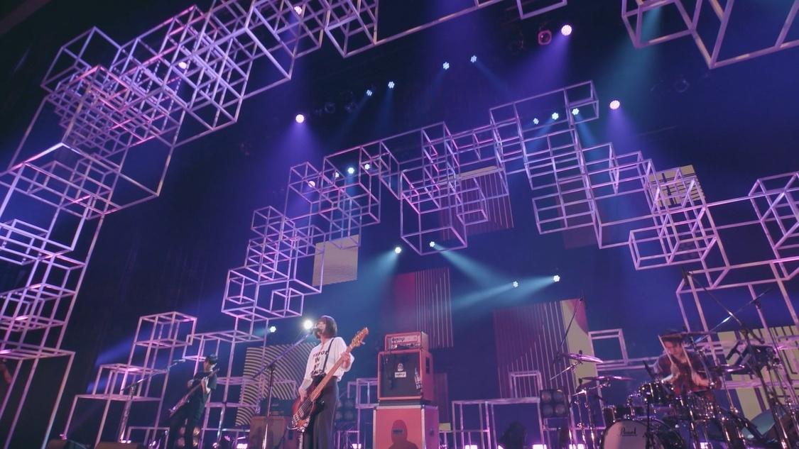 PEDRO、昨日9/24ツアーファイナル公演より「浪漫」ライブ映像公開!