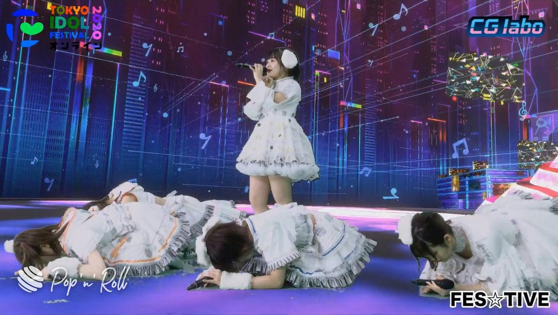 FES☆TIVE[TIFオンライン2020ライブレポート]輝き増幅! CGとお祭りの好マッチステージ(10/4 CG labo 18:05-)