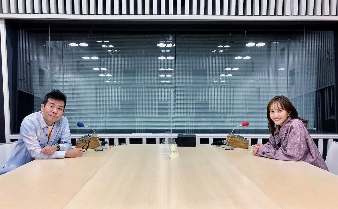 ももクロ 百田夏菜子、ラジオドラマプロジェクトで俳優・脚本家・演出家マギーと共演!