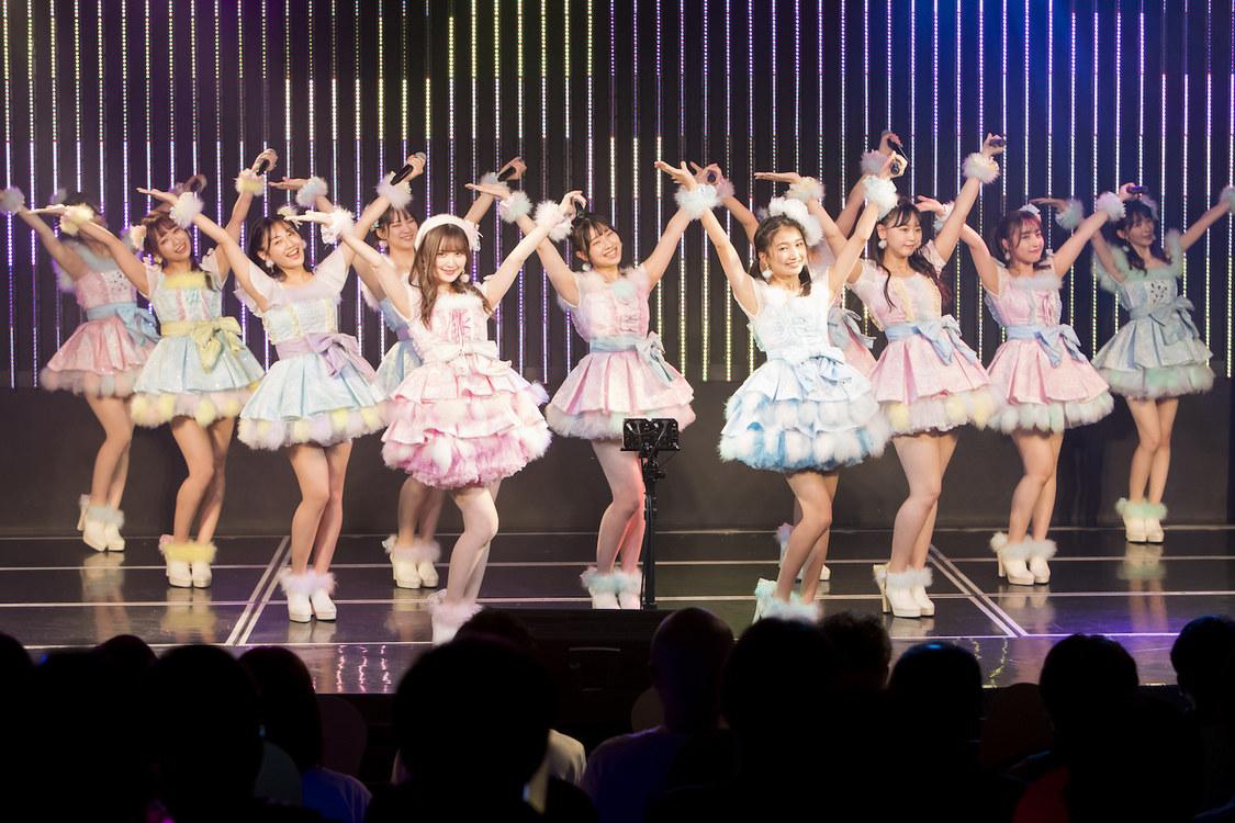 NMB48[ライブレポート]多彩な光景を描いた結成10周年特別公演「心を1つに頑張っていきたい」