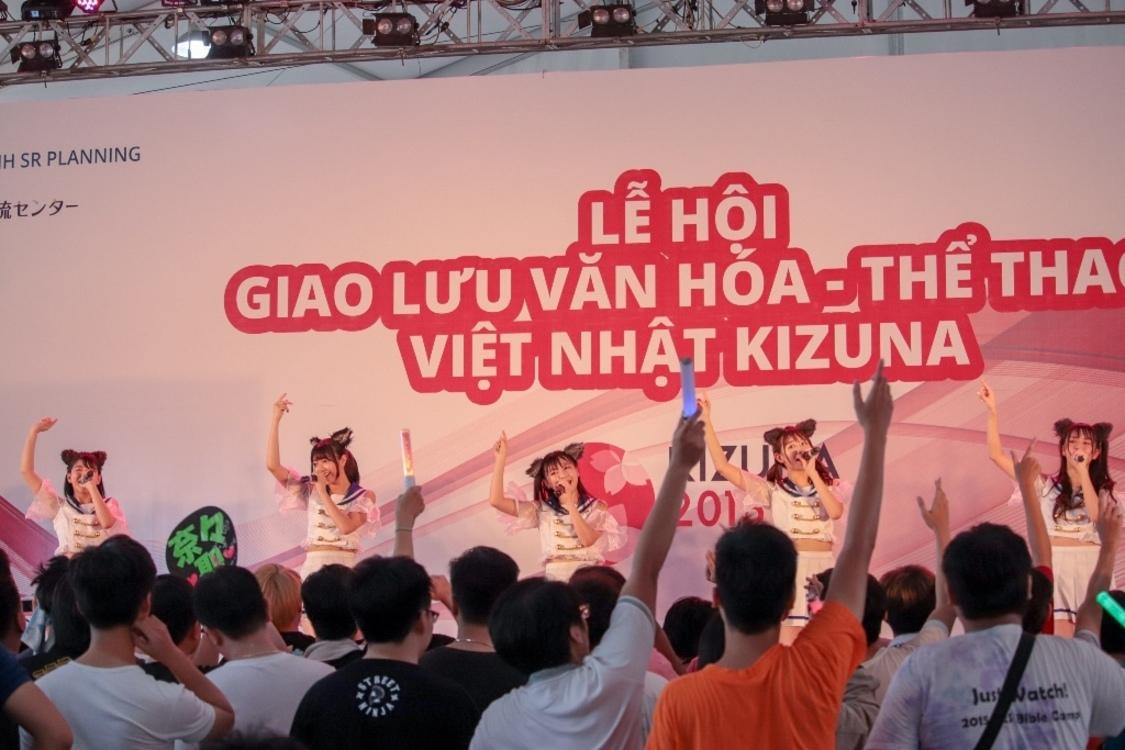 わーすた、ベトナムでの初ライブ開催「今回もらったたくさんの愛を頑張る力に変えて、またベトナムに来たい」