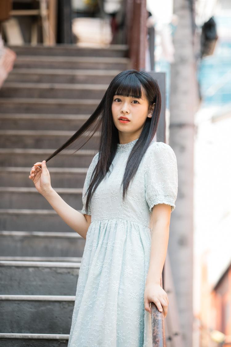 九州女子翼・実玖、指原莉乃に推されての気持ち「正直最初はプレッシャーに感じてしまう部分が大きかったんです」