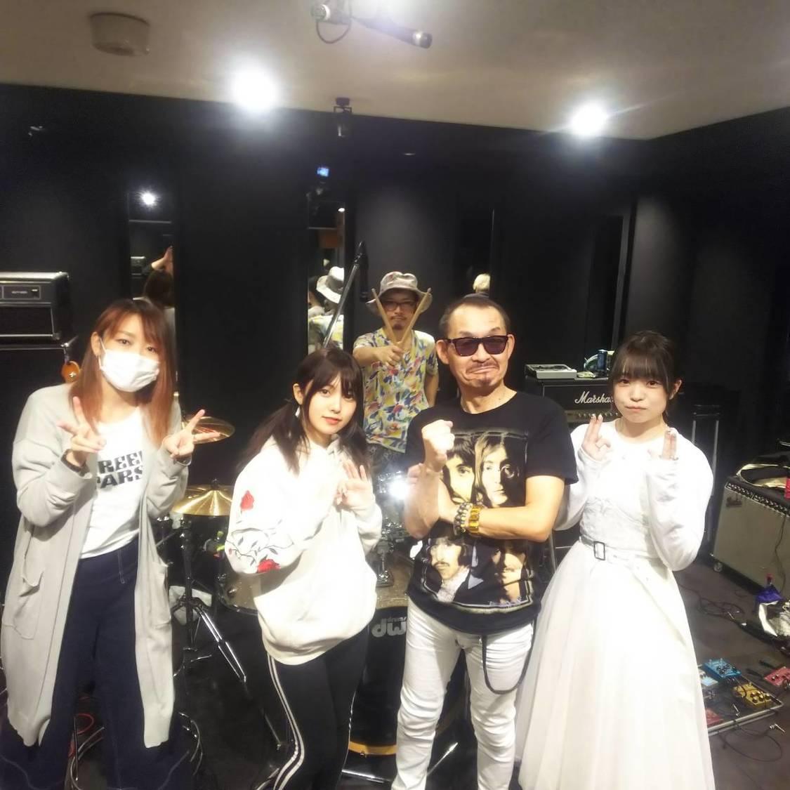 CHERRY GIRLS PROJECT 来瞳舞夢、九瀬いむ、バンドメンバー参加の高橋まこと(元BOØWY)からコメント到着!ワンマン目前
