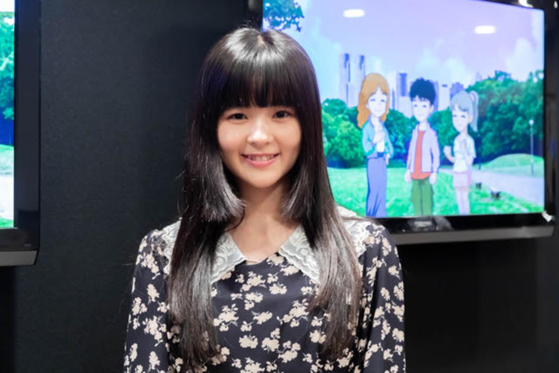 田村芽実(元アンジュルム)、違法音楽アプリ啓発アニメでゲスト声優を担当「大好きな音楽を今まで以上に大切にしていきたい」