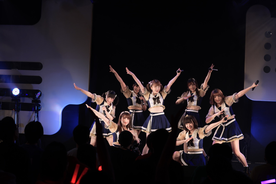 エラバレシ[ライブレポート]希望と元気を届けた渋谷の夜「もっと大きな会場でみなさんと一緒にライブがしたい!」