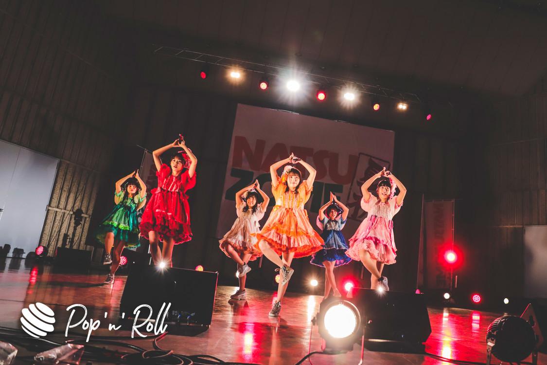 FES☆TIVE[NATSUZOME2020 Legendライブレポート]ファンを巻き込むライブで変わらぬ一体感を生み出した日比谷野音