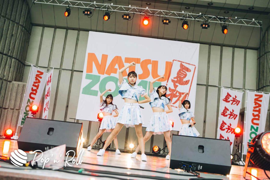 ハロプロ研修生ユニット[NATSUZOME2020 Legendライブレポート]先輩たちに負けないクオリティの高さを見せつけた4人の天使