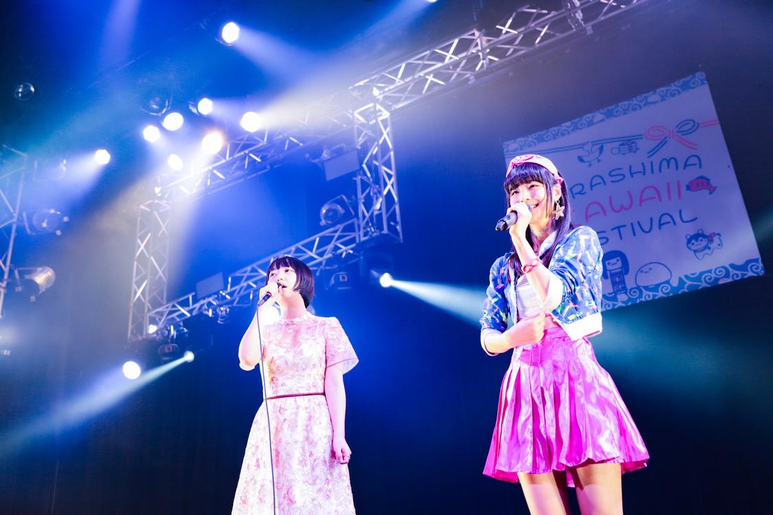 rionos、<TERASHIMA KAWAII FESTIVAL vol.1>終演後インタビュー「幸せな気持ちになりました」