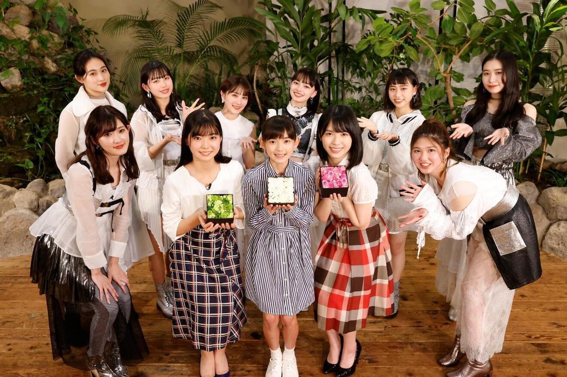 アンジュルム、新メンバーに松本わかな、川名凜、為永幸音の3名が加入!船木結卒コンで一度限りの11人ステージ