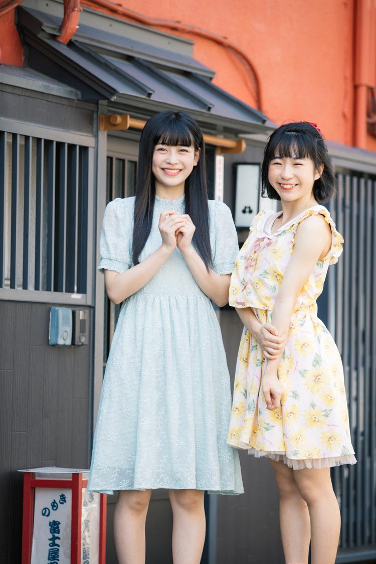 九州女子翼・実玖、愛理が語るメンバーの素顔とグループのこの先「とにかく名前を知ってもらいたい」