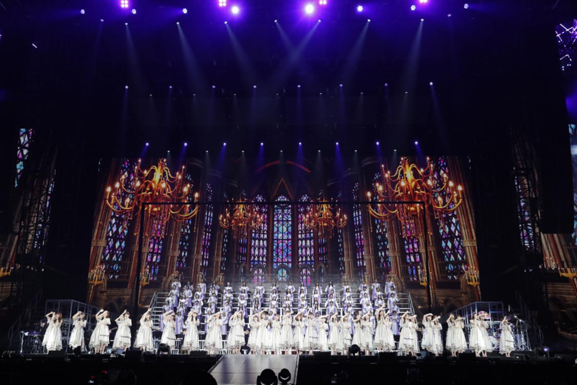 """乃木坂46、今年2月に開催した""""全曲披露""""4日間公演を映像商品化!"""