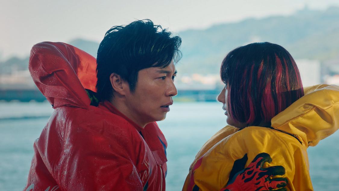 武田玲奈、告白される!? ボートレースCMシリーズ『ハートに炎を。BOAT is HEART』最終話が公開