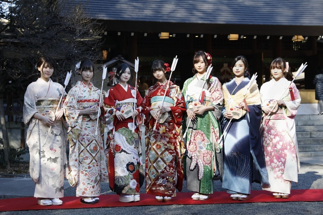 乃木坂46、齋藤飛鳥ら7名が成人式開催「大人としてわきまえつつ、それでもまだ自然体でいたい」