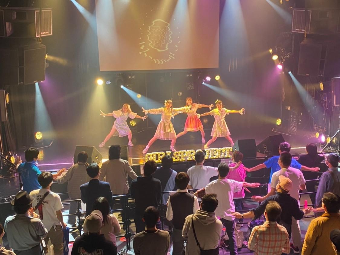 """CHERIE GIRLS PROJECT[ライブレポート]4thワンマンで見せつけた自身の""""成長""""と熱狂のドラマ"""