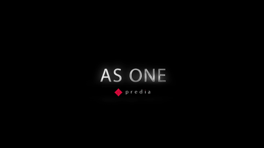 「AS ONE」MVより