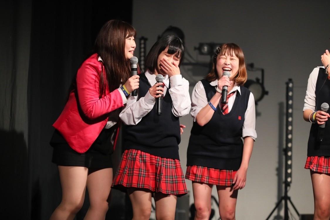 燃えこれ学園[ライブレポート]夢を1度諦めかけた山田みつきが語った想い「新入生としてステージに立てていることがとても嬉しい」