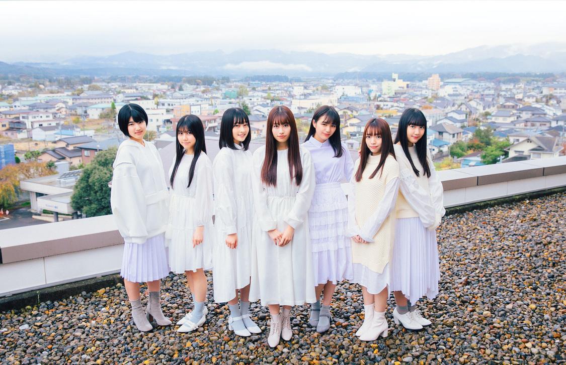 浪江女子発組合、新曲2曲の配信スタート!