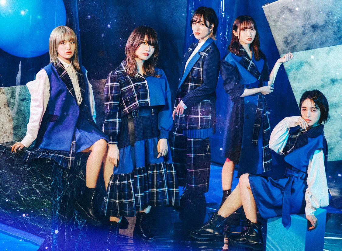 CYNHN、「氷菓」MV&新ビジュアル公開! 「夜間飛行」振り付けは藤咲彩音(でんぱ組.inc)