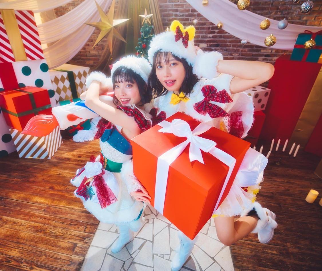 ねもぺろ、クリスマスソング「キュンキュンですっ♡」MV公開!