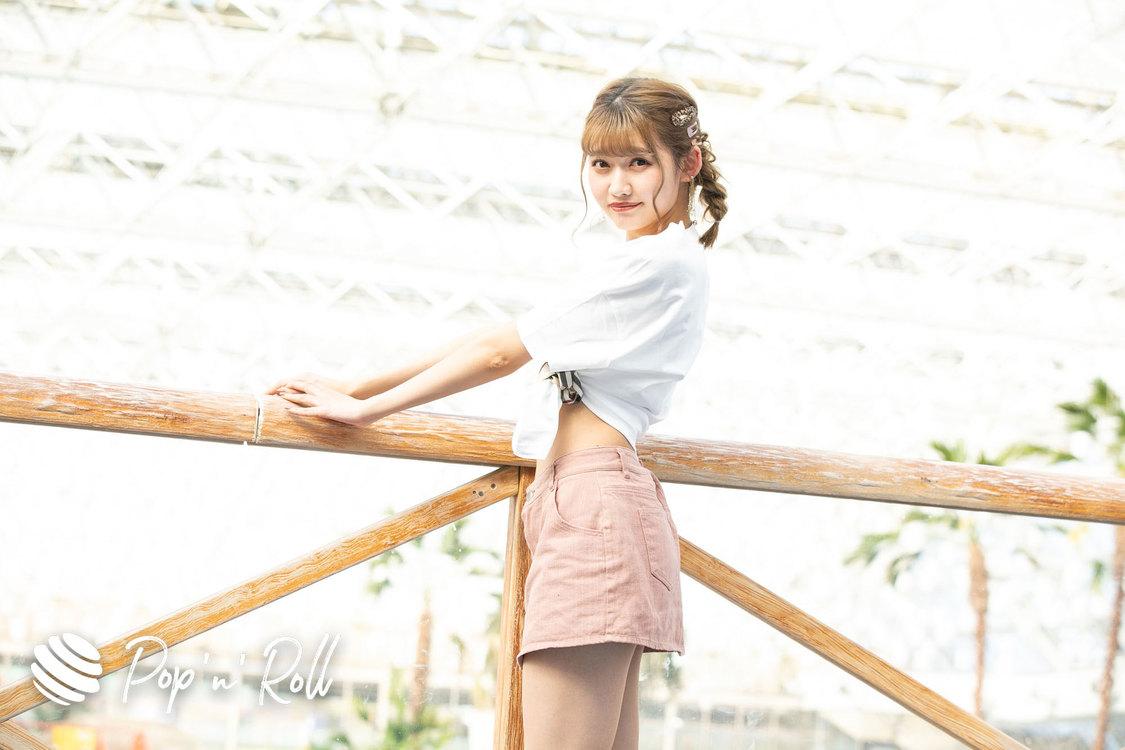星凪桃佳(愛乙女☆DOLL)[サマラン祭2020 DAY2 グラビアフォトレポート]熱狂の水着撮影会!