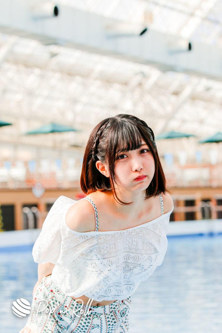 はるき[サマラン祭2020 DAY2 グラビアフォトレポート]熱狂の水着撮影会!