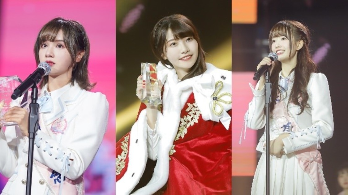 AKB48 Team SH、<光の跡を見つける>公演開催。選抜総選挙ではZeng SiChunがトップに