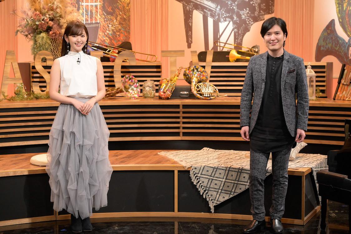 鈴木愛理、NHK Eテレ特集番組『クラシックTV』で音楽番組初司会に挑戦!
