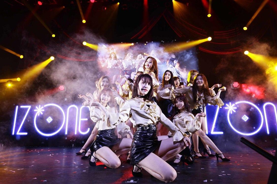 IZ*ONE 宮脇咲良「グローバルなアイドルを目指しているので、世界の方に愛されたい」|日本デビューSG発売記念イベントレポート