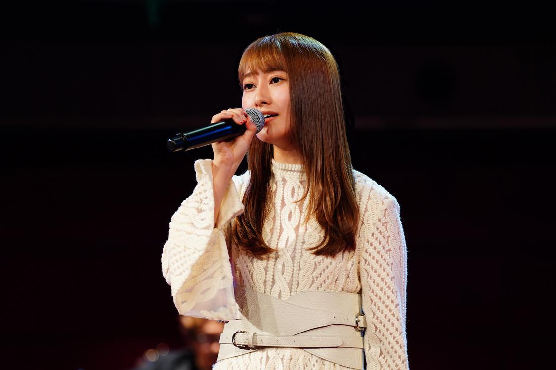 桜井玲香、『僕らのミュージカル・ソング2020』年末スペシャル出演!「緊張しながらのトークでした」