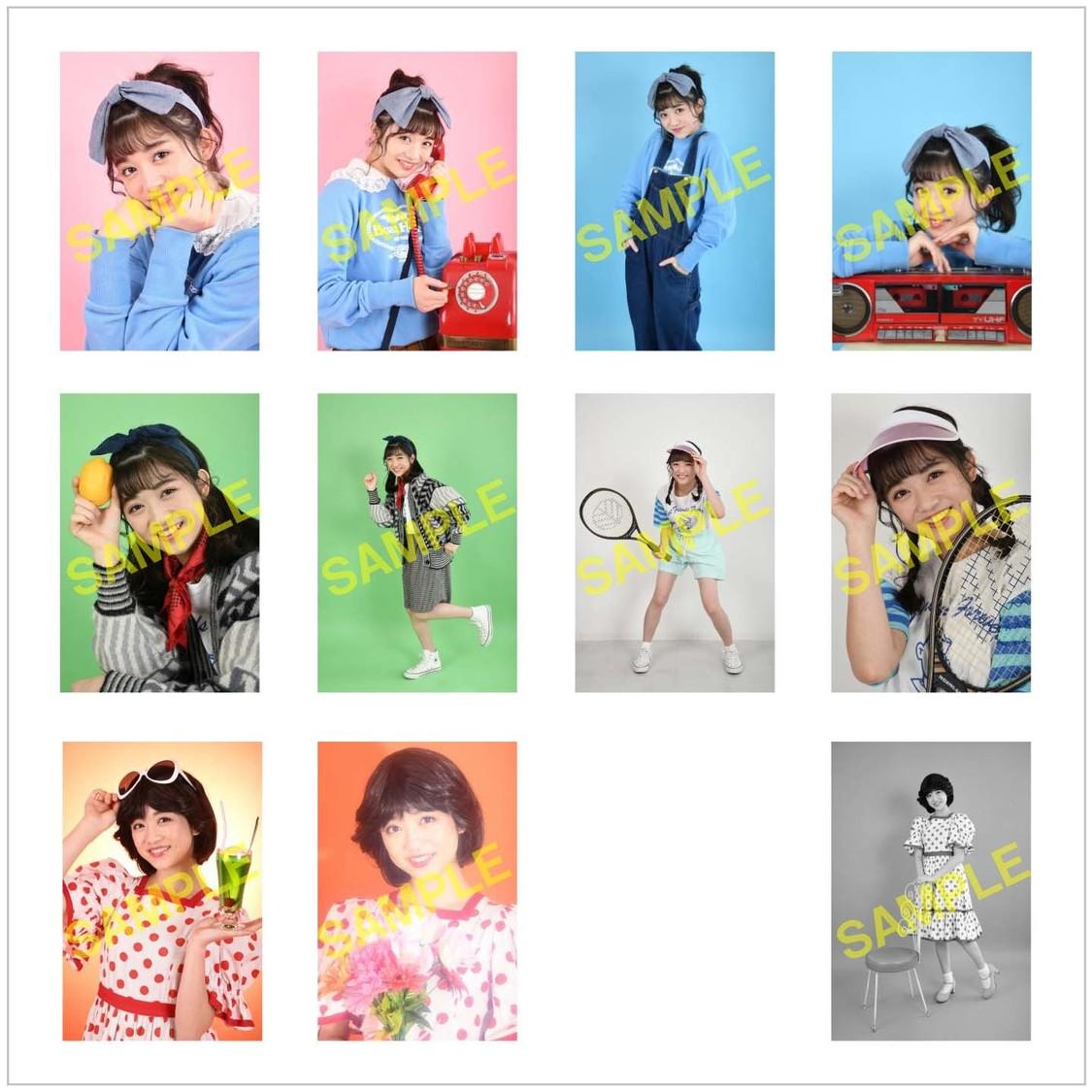 新井ひとみ、日本唯一のプロマイド販売店『マルベル堂』にて生写真販売開始!