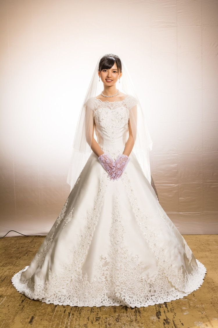 乃木坂46齋藤飛鳥、出演映画でウェディングドレス姿を初披露