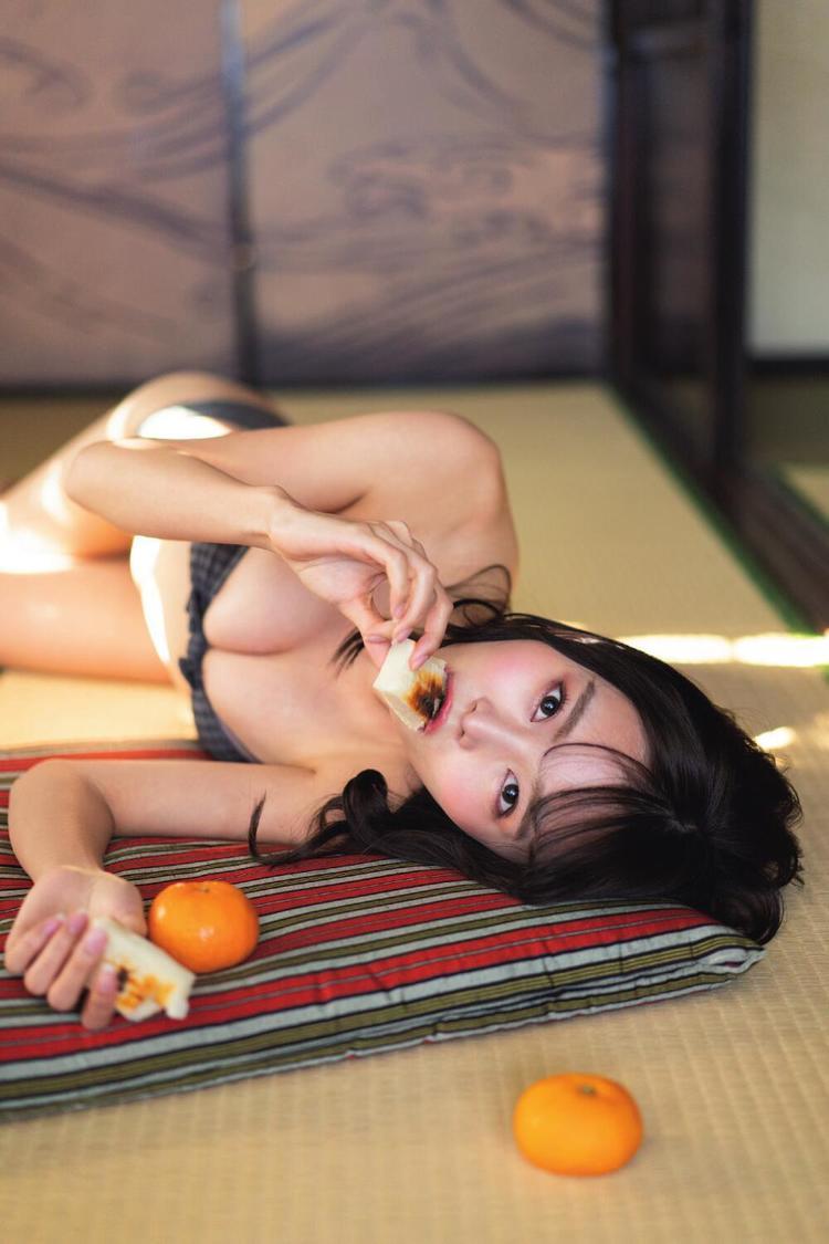 青木りさ(#2i2) 写真:YOROKOBI