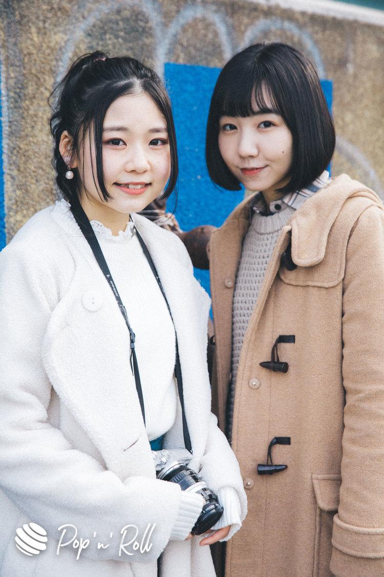 つりビット 安藤&小西から見た長谷川瑞とは?「私はみずきちゃんがリーダーなんだろうなとは思ったよ」