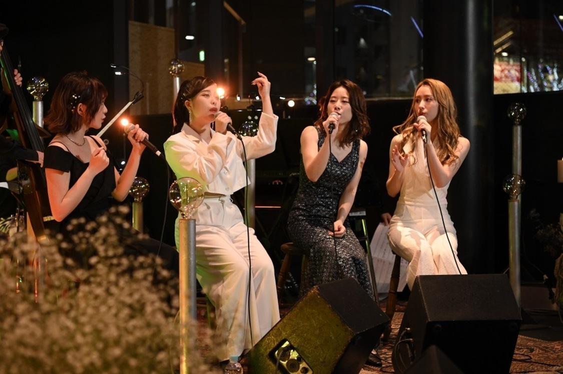 """『フィロソフィーのダンス「シスター」(Acoustic ver.)Online Live """"World Extension""""(2020.11.19)』より"""