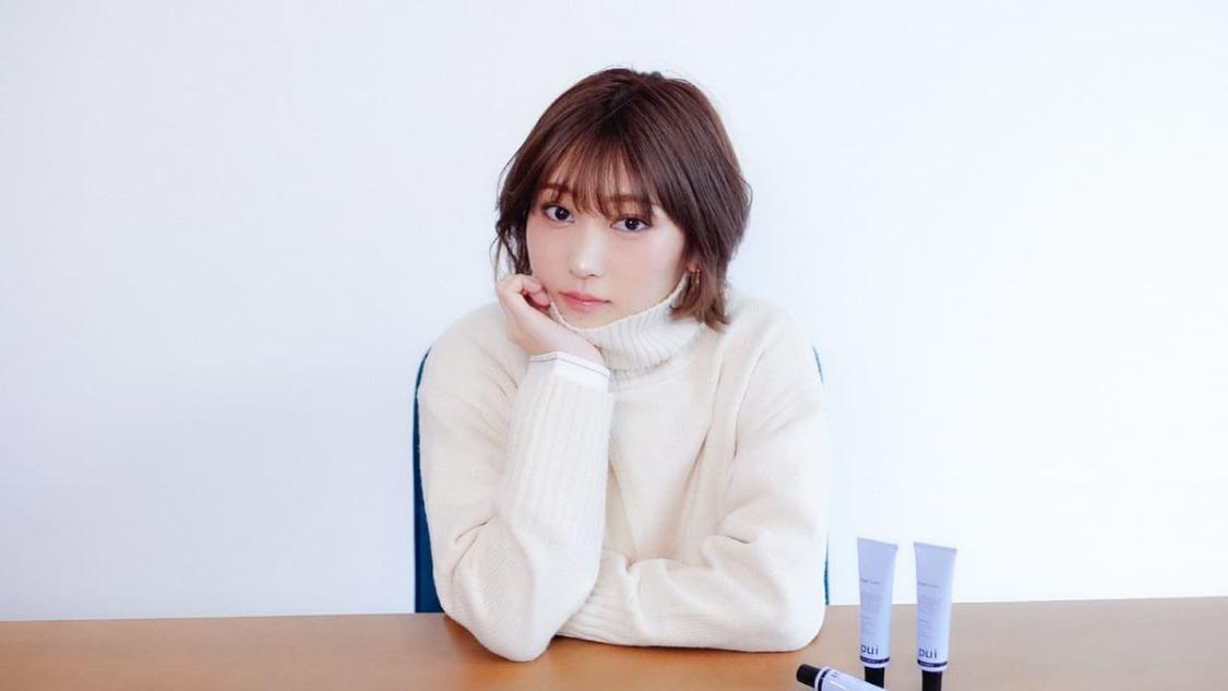 志田愛佳、プロデュースコスメブランド『pui(プイ)』1/16より発売開始!「そっとおまじないをかけてくれるようなブランドになってほしい」