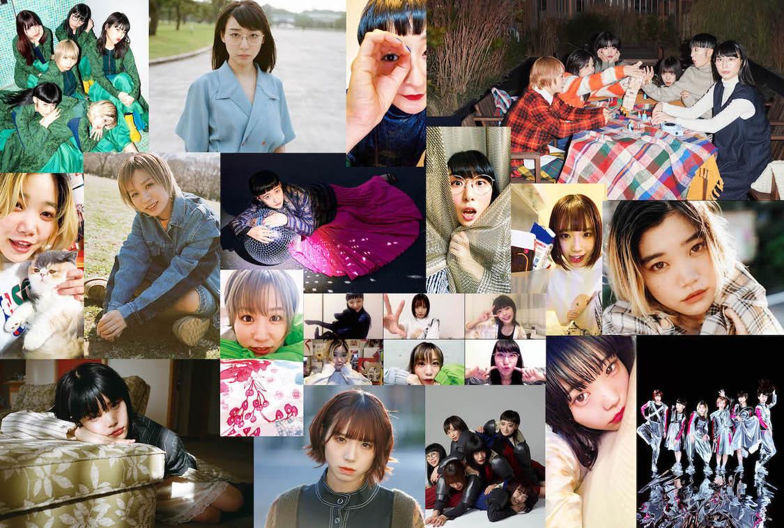 BiSH、単行本を2021年春発売!『ROCKIN'ON JAPAN』掲載のすべてのインタビュー&フォトセッション収録