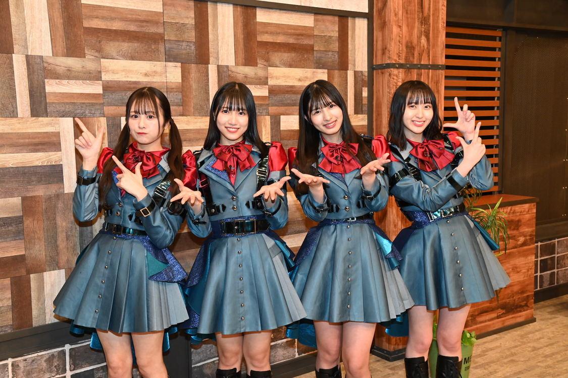 ≠ME[インタビュー]AKB48との共演で習得したバラエティの極意「川中子奈月心ちゃんは悔しくなるくらい面白かった」冠番組『≠MEの先輩、教えて下さい!』放送決定