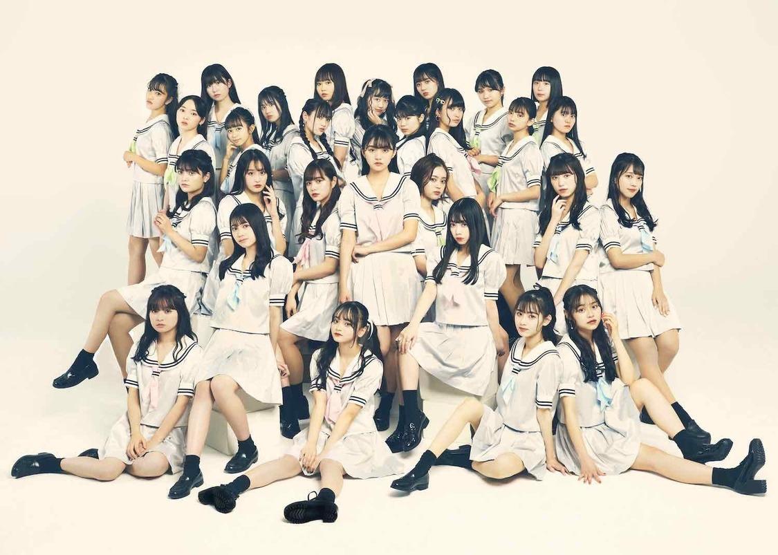 Shibu3 project、1st ALジャケ写&「渋谷の桜が咲く頃に」MV公開! 豊田ルナらコメント「本音は、卒業したくないです(笑)」