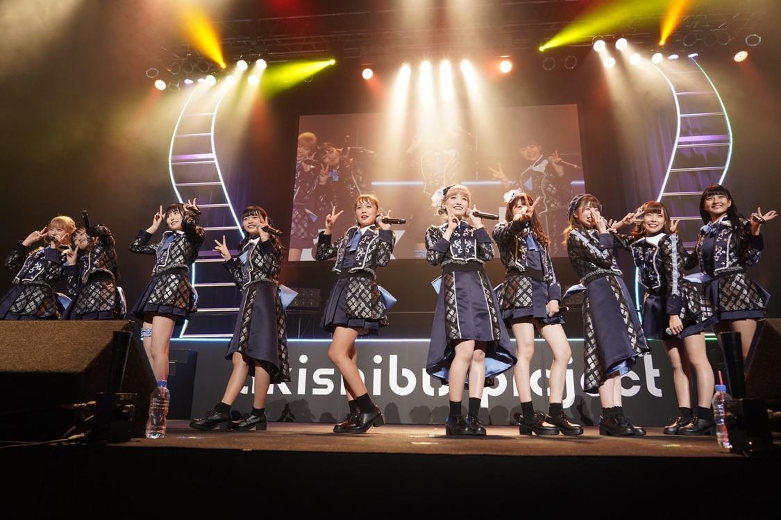 アキシブproject、6thワンマンで宮谷優恵&計良日向子の卒業発表&中野サンプラザ公演開催決定!