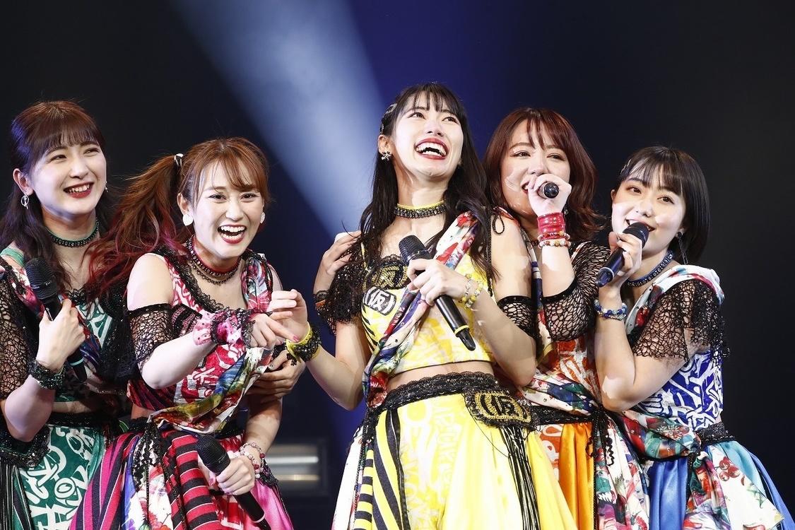 アプガ(仮)、集大成ライブ<FIVE SOUL FOREVER>完全版の放送決定! ナレーションは仙石みなみ