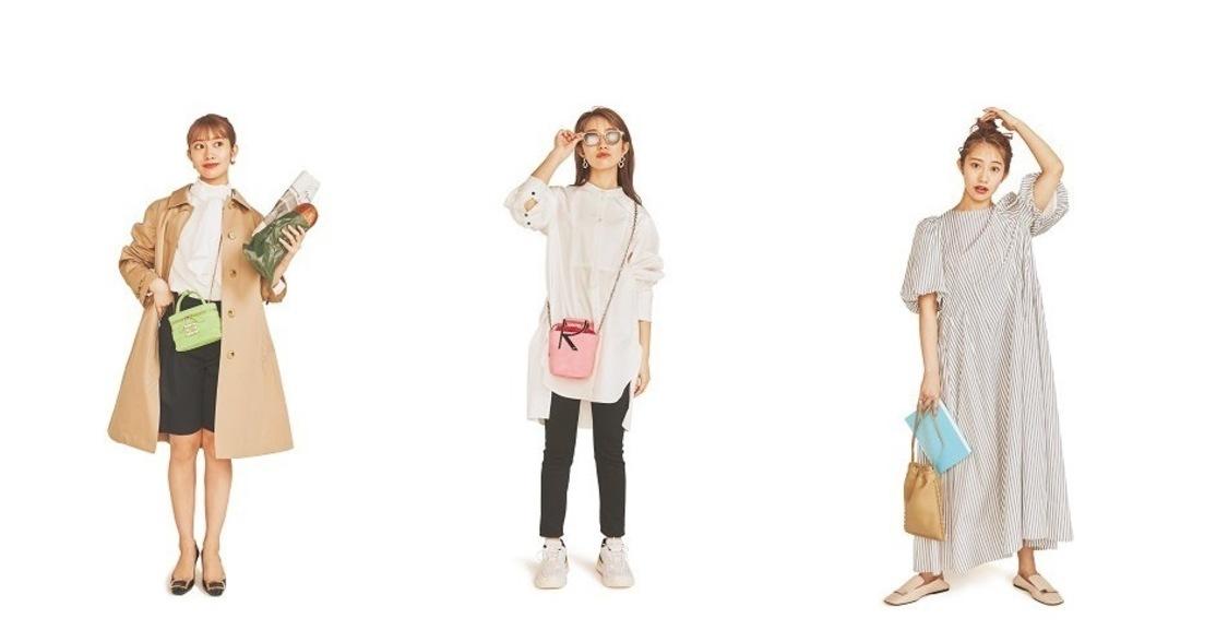 桜井玲香(元乃木坂46)、キュートな表情で魅せる! 『CLASSY.』登場