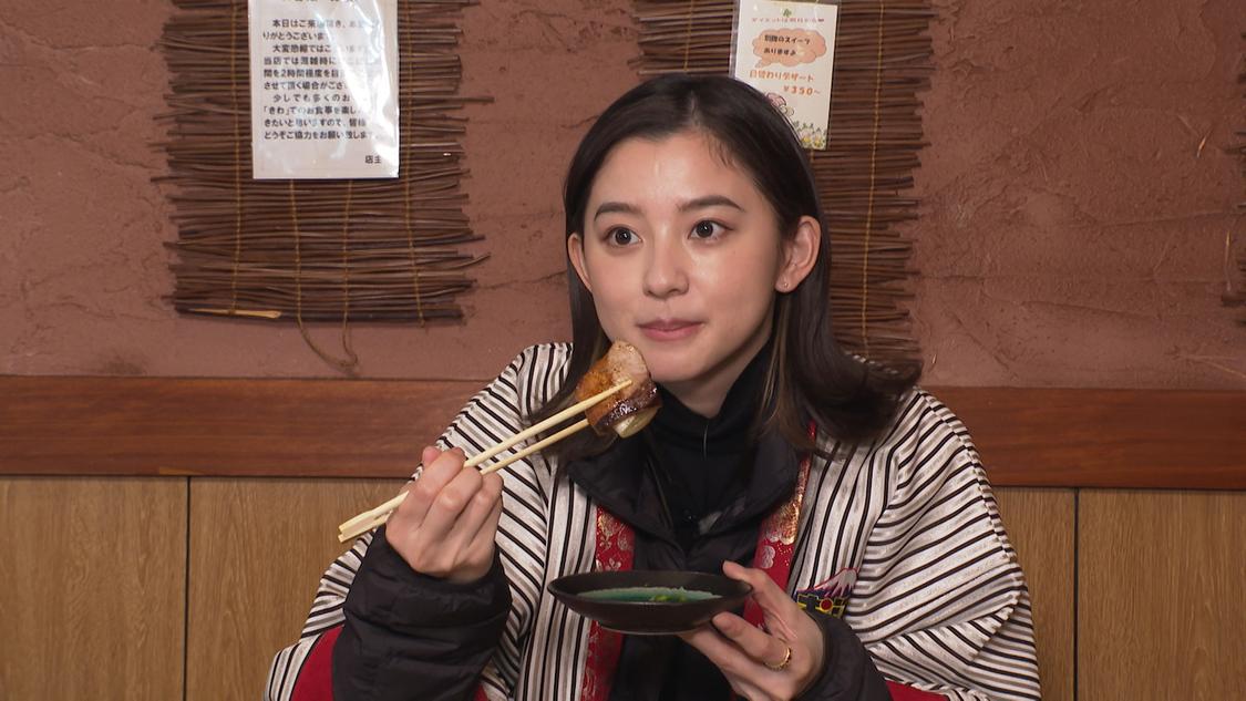 朝比奈彩、江戸東京野菜である千住ネギを学ぶ! 『週末ハッピーライフ!お江戸に恋して』出演
