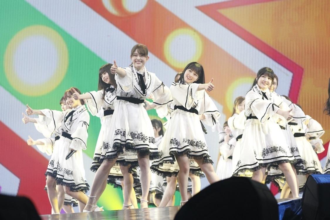 乃木坂46、初の台湾単独公演で圧巻のステージ「台湾でみなさんをリアルに感じられて、本当に幸せな気持ち」
