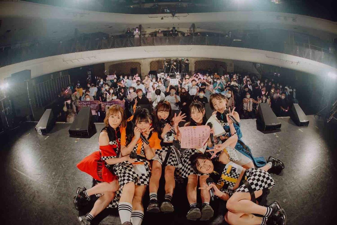 JAPANARIZM[ライブレポート]笑顔と希望に溢れた髙木由莉愛卒業ライブ「JAPANARIZMにいれて、本当に幸せでした」
