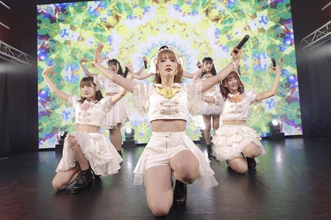 ラブアグレッション、1stワンマンライブで初のCDリリースを発表!