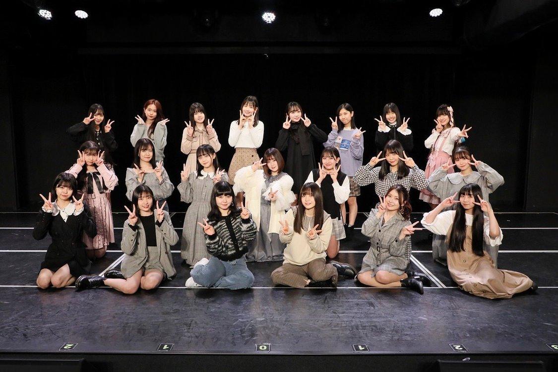 SKE48[配信レポート]次作c/wのティーンズユニットメンバー投票企画の速報発表! 1位は末永桜花に