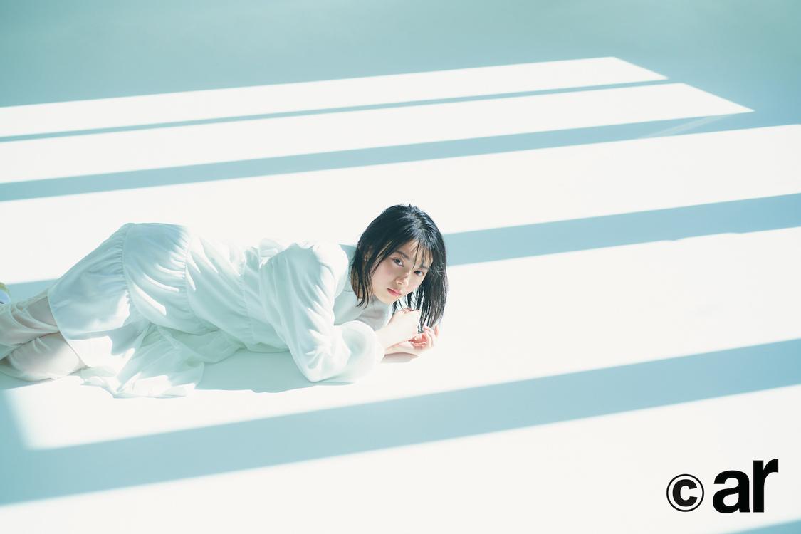 櫻坂46 森田ひかる、「いろんな一面をお見せしていきたいと思っています」『ar』連載スタート!