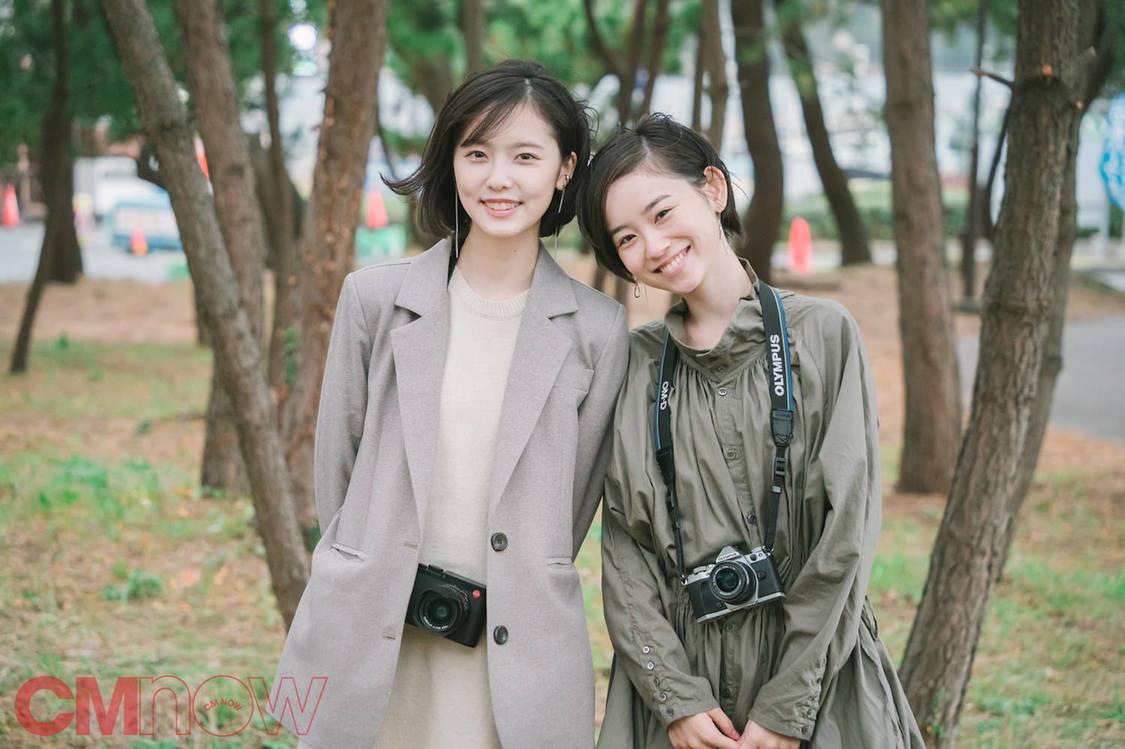 加藤小夏&杏花、親友2人のプライベート感満載の写真をお届け! 「女優同士のガチ友写真たび」公開