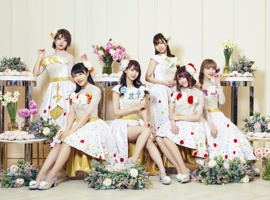i☆Ris、3/28開催<i☆Ris LIVE 2021 ~storiez~>のアニマックス独占生放送決定!