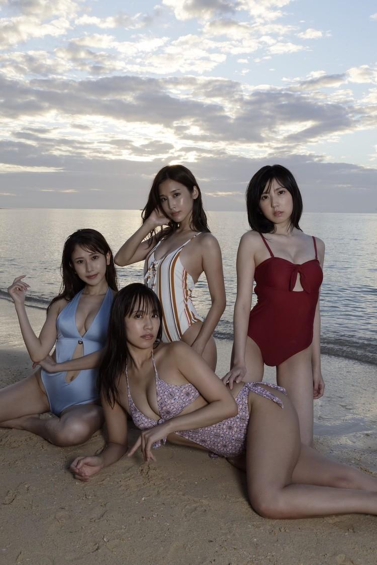 ミスFLASH2021((C)光文社/週刊『FLASH』 撮影:岩松喜平)